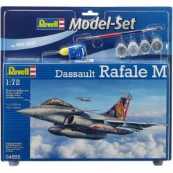REVELL Maquette Model set Avion Dassault Aviation Rafa 64892