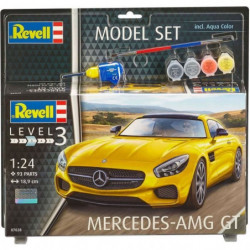REVELL Maquette Model set Voitures Mercedes AMG GT 67028