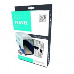 MPETS Kit de voyage - Pour chien - Noir