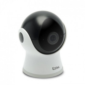 EXTEL Caméra de surveillance fixe IP WiFi Full HD