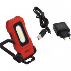 KS TOOLS Lampe de poche extra-plate 250 Lumens