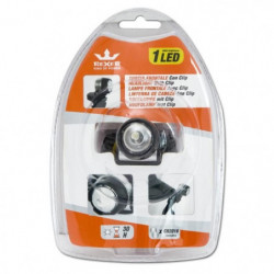 REXER Lampe frontale LED - Tete orientable