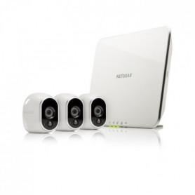Arlo -Smart Caméra - Pack de 3