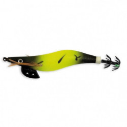LINEAEFFE Turlutte Black Edition noir et jaune - 3 cm