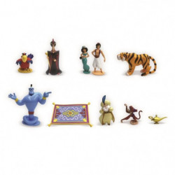 ALADDIN Comptines et Figurines