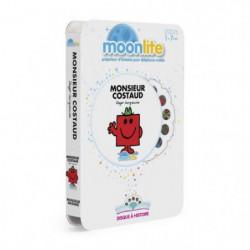 MOONLITE Pack Histoire - Monsieur Costaud