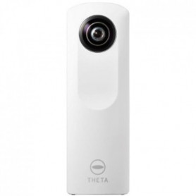 RICOH THETA m15 Caméra 360° - Wi-Fi - Blanc