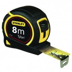 STANLEY Metre ruban 8mx25mm bimatiere Tylon