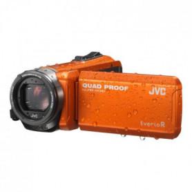 JVC GZ-R405DEU Caméscope - Etanche - Orange