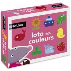 NATHAN - Le Loto Des Couleurs