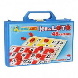 DUJARDIN - Loto - 48 cartons