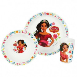 Fun House Disney elena d'avalor ensemble repas comprenant 1