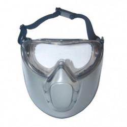 JARDIN PRATIQUE Lunettes et masque de sécurité anti-buée - E