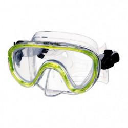 SEAC Masque de plongée Marina - Enfant - Jaune