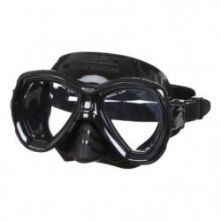 SEAC Masque de plongée Elba - Médium - Noir