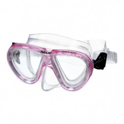 SEAC Masque de Plongée Procida Silter Clear - Junior/Enfant