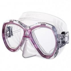 SEAC Masque de plongée Elba - Médium - Rose