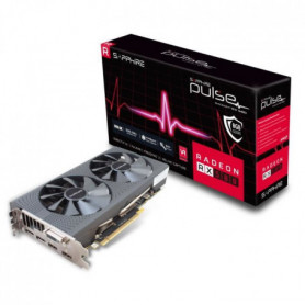 Sapphire Carte graphique AMD PULSE Radeon RX 580