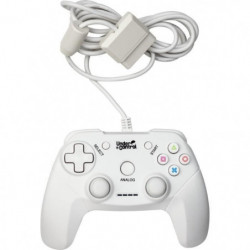 Manette Filaire PS2 Blanche Under Control