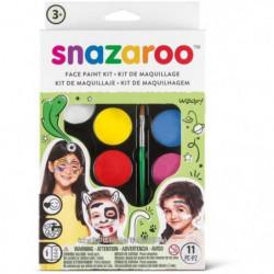 SNAZAROO Palette maquillage mixte