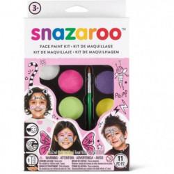 SNAZAROO Palette maquillage fille