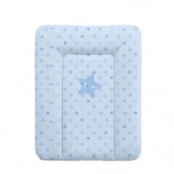 Baby Calin Matelas a Langer Confort - 50 x 70 cm - Bleu Ciel