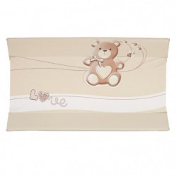 BREVI Matelas a langer MY LITTLE BEAR - Adaptable IDEA / OLI