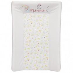 DISNEY Matelas a langer luxe Minnie Floral - 100% PVC - 50 x