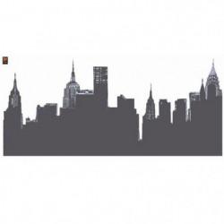 PLAGE Sticker déco ARDOISE - Vue de New York1 Planche 46x100