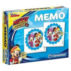 CLEMENTONI Super Mémo - Mickey - Jeu de mémorisation
