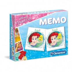 CLEMENTONI Super Mémo - Disney Princesses - Jeu de mémorisat