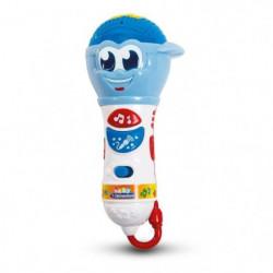 CLEMENTONI Baby - Microphone - Micro pour Enfant - Jeu d'éve
