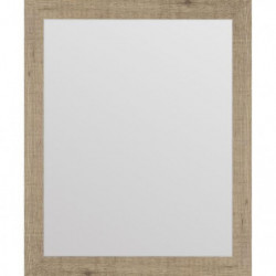 BASIC Miroir rectangulaire 40x50 cm Pin
