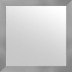 Miroir 30 x 30 cm - Gris argenté