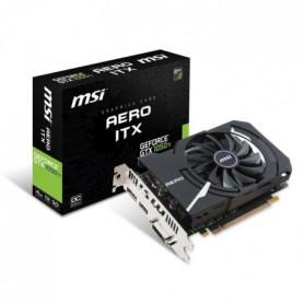 MSI Carte Graphique GeForce GTX 1050 TI AERO ITX