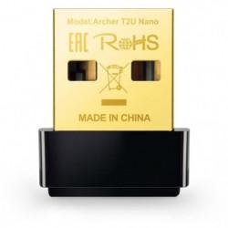TP-Link Archer T2U Nano Clé WiFi AC 600 Mbps, adaptateur USB