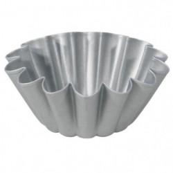 IMF Moule a brioche en acier aluminé Steel - Ø 10 cm - Gris
