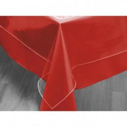 SOLEIL D'OCRE Nappe de table rectangulaire Cristal 140x200 c