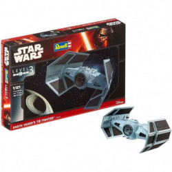 REVELL SW Darth Vader's Tie Fighter 03602 Maquette Star Wars