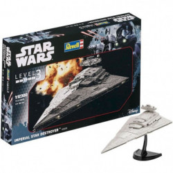 REVELL SW Imprérial Star Destroyer 03609 Maquette Star Wars
