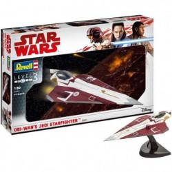 REVELL SW Obi-Wan's Jedi Starfighter 003614 Maquette Star Wa