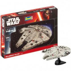 REVELL SW Millennium Falcon 03600 Maquette Star Wars