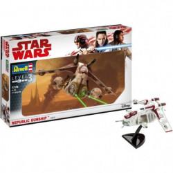 REVELL SW Republic Gunship 03613 Maquette Star Wars