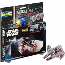 REVELL Maquette Model set Star Wars Obi Wan's Jedi Starfig 6
