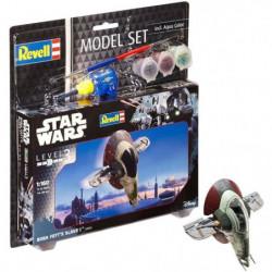 REVELL Maquette Model set Star Wars Boba Fett's Slave I 6361