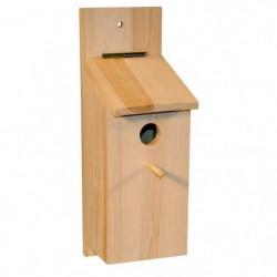 KERBL Nichoir - Kit a monter soi-meme pour oiseaux - 36x12x1