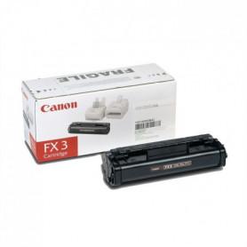 CANON Pack de 1 cartouche de toner -  FX-3 - Noir