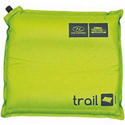 HIGHLANDER Oreiller Trail Auto-gonflant vert
