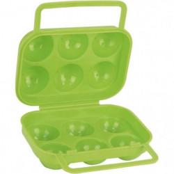 HIGHLANDER Porte-oeufs Plastique Vert Pomme
