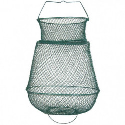 DUDULE Bourriche ovale - Metal - Ø 35 cm